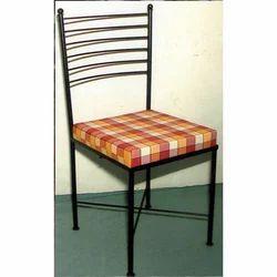 Powder Coated Metal Chair