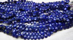 Lapis Lazuli Pear Briolette