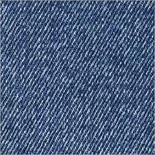 Denim Fabric For Scrapbookers