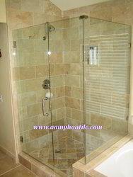 Glass shower design ideas glass doors for bathroom for Bathroom designs mumbai
