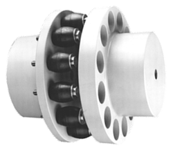Brake Drum with Pin Bush Coupling