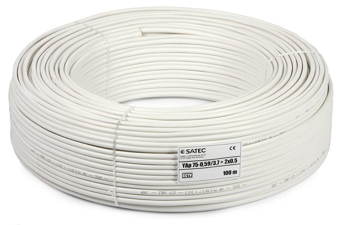 Wires & Co-axial Cables - CCTV Wire 3+1 Wholesale Trader from New Delhi