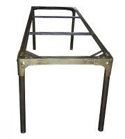 metal table base get best quote - Metal Table Frame