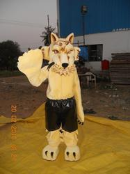 Tiger Fur Costume