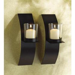Ultra Modern Candle Holders