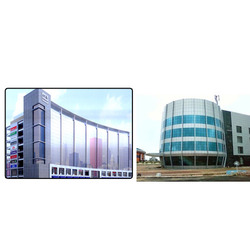 Steel Glazing for Commercial Complexes