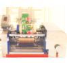 Semi-automatic Wet Glue Label Applicator Machine