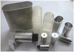 Aluminum Cans & Containers For Power And Ac Capacitors