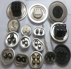 Terminal Plate Assemblies For Power And Ac Capacitors