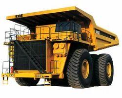 Komatsu Trucks Crane Repair Service