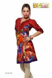 Trendy Stylish Designer Kurti Tunic