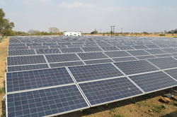 Solar Power Plants