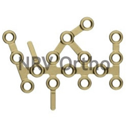 Calcaneal Locking Plate 3.5mm (L/R)