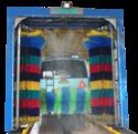 Bus Wash System