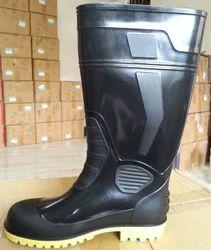 Steel Toe PVC Gumboot