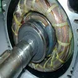 AC Servo Motor Repairing