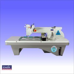 Single Needle Computer Embroidery Machine -FMN01