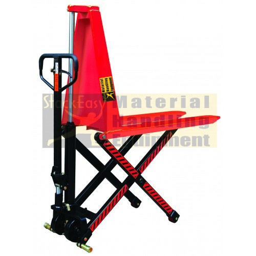Stack Easy High Lift Pallet Truck Single Stage