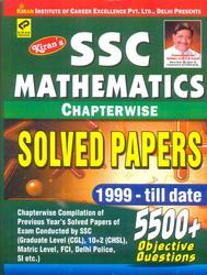 SSC Mathematics Chapterwise Solved