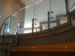 Staircase Modular Hand Railing