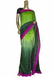 Printed Traditional Wedding Silk Saree