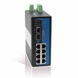 DIN Rail Gigabit Ethernet Switch