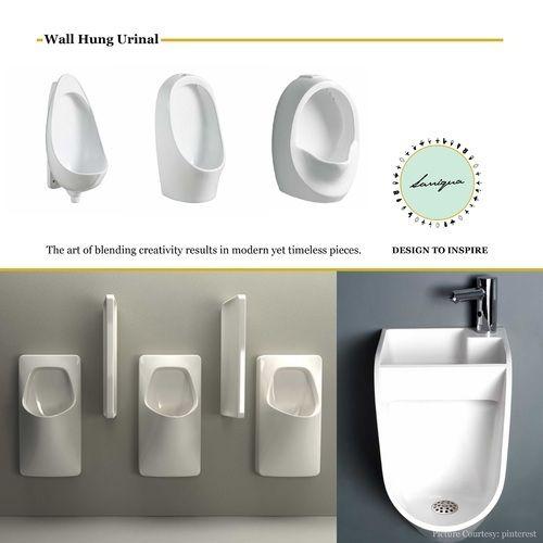 Saniqua Wall Hung Urinal