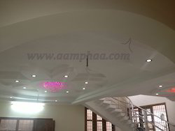 Modern Home False Ceiling Designing Service Provider Gypsum Design Book