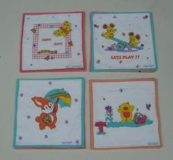 Cartoon Kids Handkerchief