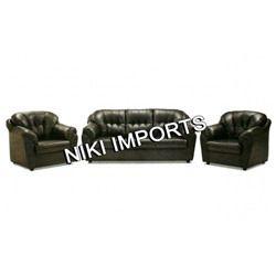 Classic Sofa Set - Rexine