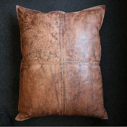 Cushion Leather Cover