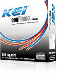 Con Flame-FRLS Cable