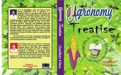 Agronomy Treatise  (JRF / SRF / NET / ARS )