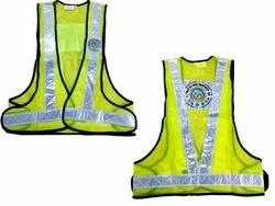 Safety Jackets - Nova Safe SL Cloth Safety Jacket Two Inch Tap