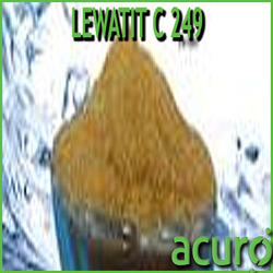 Strong Acid Cation Exchange Resin Lewatitt C249