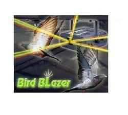 Laser Bird Repellent
