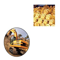Track and Carrier Roller for Earth Moving Equipment