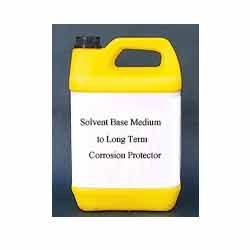 Solvent Base Medium to Long Term Corrosion Protector