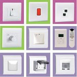 different types of modular switch