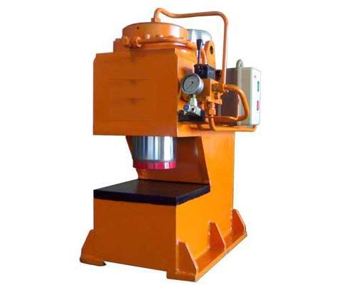 Hydraulic Press - C Frame Hydraulic Press Manufacturer from Coimbatore