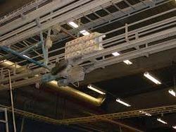 Overhead Conveyor System for Industries