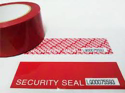 Tamper Evident Security Seal