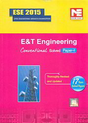 ESE 2015 E T Engineering Conventional Solved Paper II