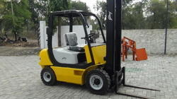 Refurbished Forklift Truck