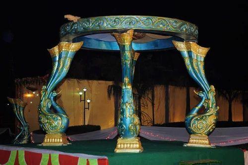 Shaadi mandap designs images for Decoration ka photo