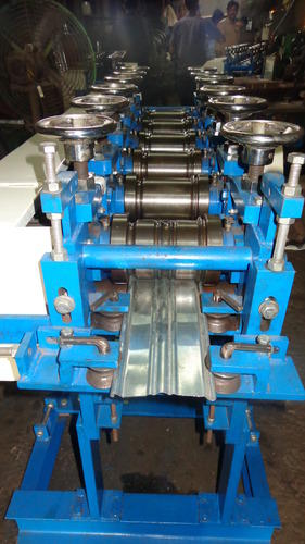 Rolling Shutter Gate Forming Machines