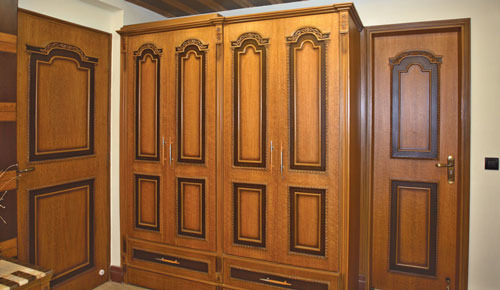 Wooden Furniture Wall Drop Manufacturer From Ahmedabad