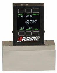 low pressure drop mass flow meters