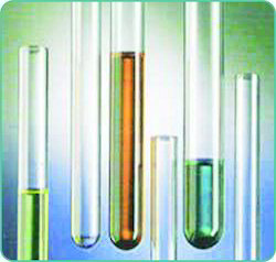 Test Tubes Neutral Hard Glass, Round Bottom