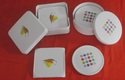 Polycarbonate Table Coaster
